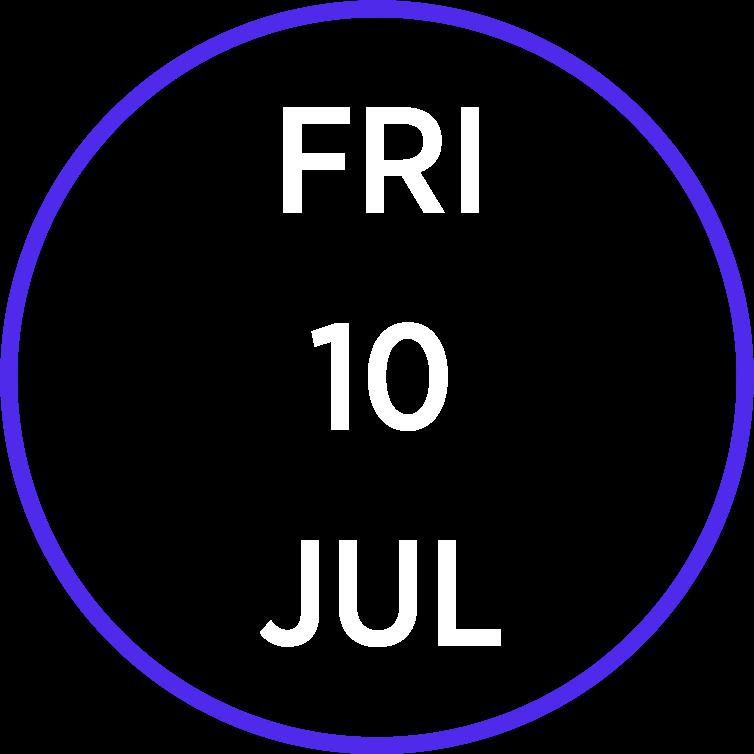 Circle july